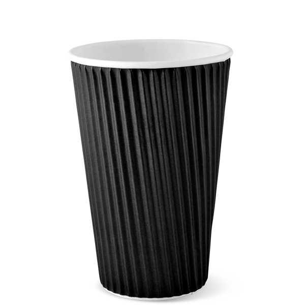 12oz takeaway coffee cup