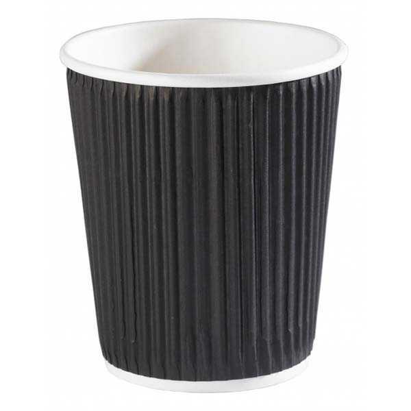 8oz takeaway ripple cup