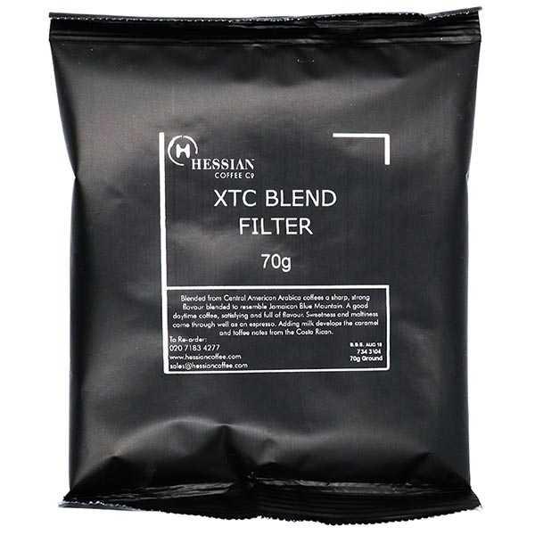 XTC Blend coffe 70g